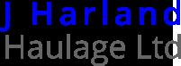 J Harland Haulage Ltd Logo